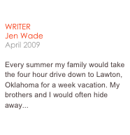 WRITER 